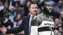 Wizards news: Washington fined John Wall for unloading a verbal barrage onto Scott Brooks