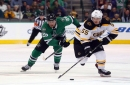 Stars forward Brett Ritchie scratched for second consecutive game