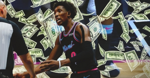 Heat star Josh Richardson fined $25,000 for tossing shoe into crowd