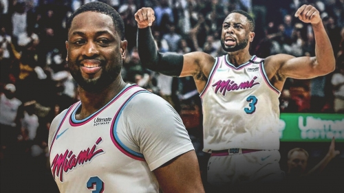 Heat's Dwyane Wade to return 'soon'