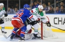 Stars Open Scoring But Ultimately Fall to the Rangers