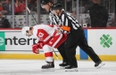 Detroit Red Wings Darren Helm Out Six To Eight Weeks