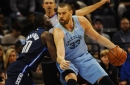 Grizzlies extend winning streak to Four in a row 98-88 over the Mavericks