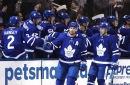 Game Centre: Maple Leafs shake off sluggish start, rally for victory over Columbus Blue Jackets