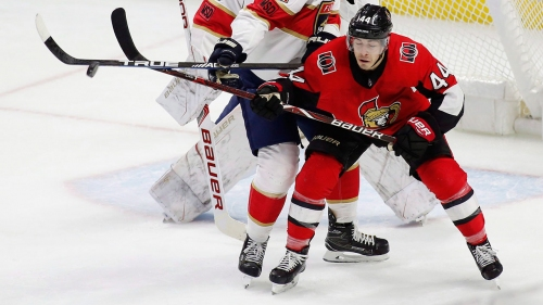 Mike Hoffman scores in return to Ottawa as Panthers down Senators