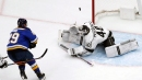 Kings' Rookie Peterson earns first shutout in win over Blues
