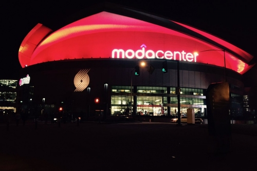 Blazers Announce In-Arena Pass