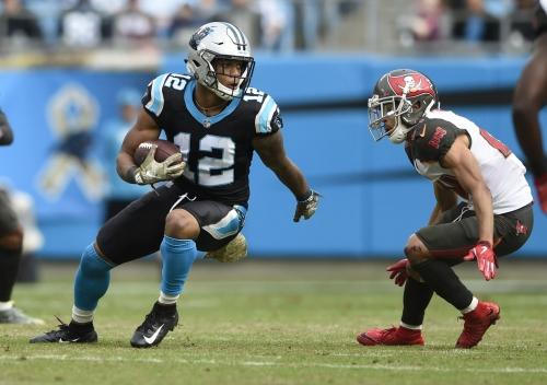 Fantasy football Week 12 waiver wire: Josh Adams, D.J. Moore and Lamar Jackson serve notice
