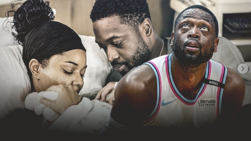 Dwyane Wade returns to Heat after 2-week paternity leave