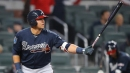 Braves add four players to protect from Rule 5 draft