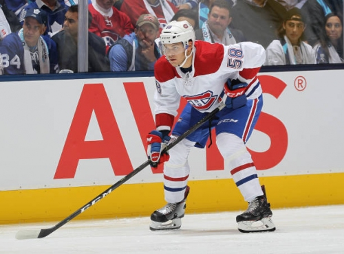 Montreal Canadiens Noah Juulsen Out Indefinitly With Facial Fracutres