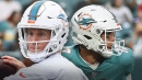 Dolphins QB Ryan Tannehill is officially the starter for Miami once again