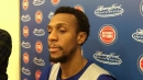 Detroit Pistons' Ish Smith: We've got to cut out all the technical fouls