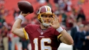 Redskins QB Colt McCoy ready for opportunity to start after Alex Smith injury
