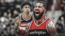 Kelly Oubre Jr. replacing Markieff Morris in Wizards' starting lineup