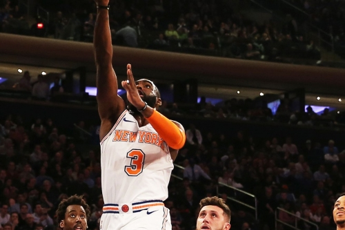 Trail Blazers 118, Knicks 114: Scenes from a night of flairs and gut punches