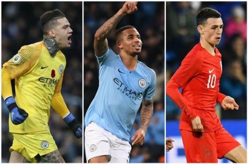 Man City transfer news LIVE Bernardo Silva and Benjamin Mendy injury updates as City 'join Everton Soares race'