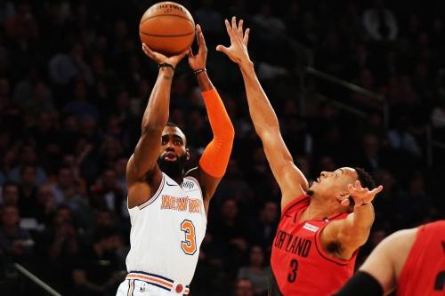 Trail Blazers 118, Knicks 114: 'Good loss'