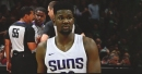 Suns rookie Deandre Ayton says he's learning from the referees