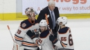Hitchcock puts stamp on Oilers in winning debut