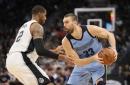 Game Preview: San Antonio Spurs vs Memphis Grizzlies