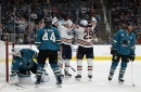 Takeaways: Sharks' coach grows frustrated with Groundhog Day act