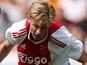 Ajax 'place Frenkie de Jong value at £75m'