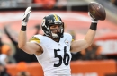 Anthony Chickillo and Matt Feiler headline the list of new injury concerns for Steelers heading into Week 12