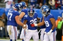Giants-Eagles first look: Surprisingly, it's the Giants on the upswing