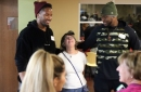 Bengals players give back in time for Thanksgiving