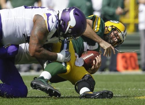 Vikings' Sheldon Richardson: Week 2 penalty on Packers' Clay Matthews was 'trash call'