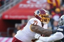 Redskins vs Cowboys Injury Update: Trent Williams leaves stadium in an ambulance