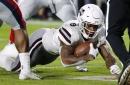 No. 22 Mississippi State beats Mississippi 35-3 in Egg Bowl