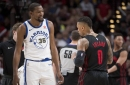 Blazers at Warriors Preview