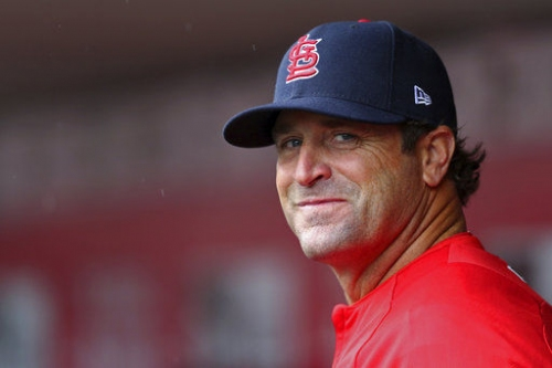 Royals hire former Cardinals skipper Matheny for player development, for now