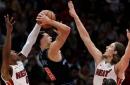 Richardson takes control of 4th quarter scoring 12, leads Heat past Bulls