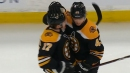 Heinen splits Leafs defence for Play of The Night