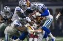 Skins Stats & Snaps: Redskins @ Cowboys (Offense)