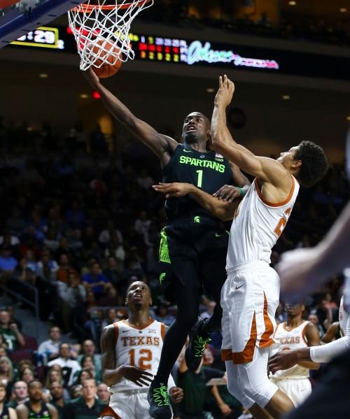 Michigan State basketball: Joshua Langford finds 'that zone' in Vegas