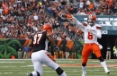 4 winners and 9 losers in Cincinnati's 35-10 loss to Cleveland