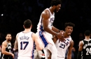 Jimmy Butler hits game-winning shot to lift Sixers past Nets, 127-125