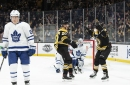 Projected Lines: Boston Bruins at Toronto Maple Leafs