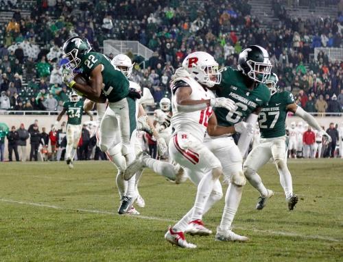 Michigan State football stock watch: Josiah Scott key in Rutgers win