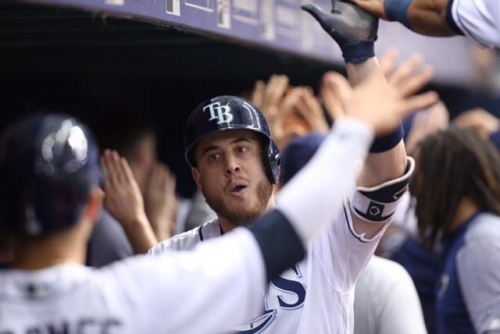 Former Rays 1B/DH C.J. Cron claimed on waivers by Twins