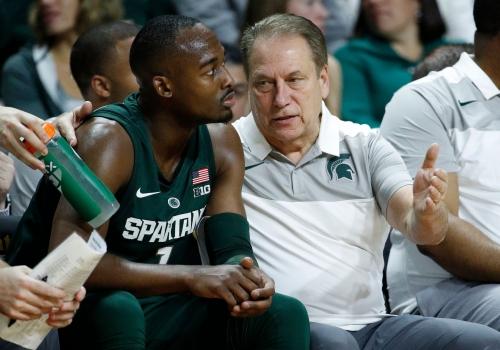Tom Izzo: Michigan State basketball defense better, must cut turnovers