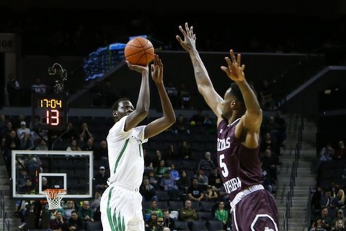 Texas Southern Pulls off the Upset over #18 Oregon, 89-84