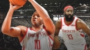 James Harden, Eric Gordon combine for 2nd most points by starting backcourt since 1970-71