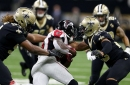 Tevin Coleman has most negative plays of any NFL running back
