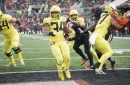 Oregon's new two-headed monster; plus, are the Ducks headed to San Diego?