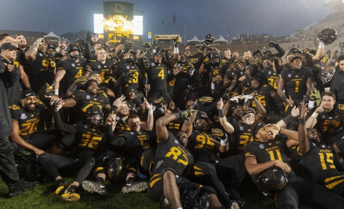 Mizzou cracks College Football Playoff rankings at No. 24